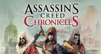 Disponibile da oggi Assassin's Creed Chronicles Trilogy Pack