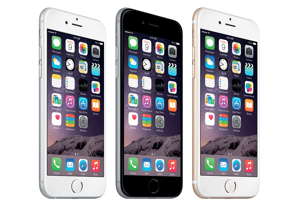 Apple annuncia iphone 6 e iphone 6 plus l 39 aggiornamento for Busqueda de telefonos por calles